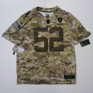 Nike Salute To Service Oakland Raiders Mens Jersey